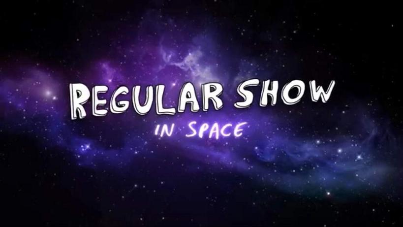 Regular Show "Rawls"