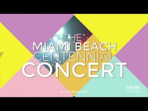 Miami Beach 100 Anniversary