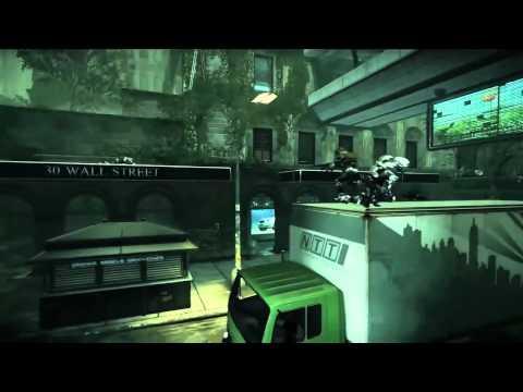 Crysis 2 Demo pt 1