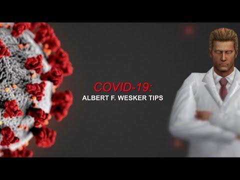 COVID-19 & Albert Wesker