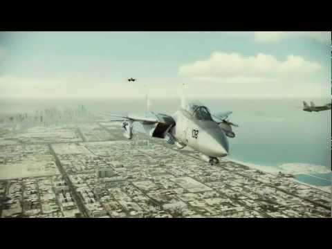 Ace Combat: Assault Horizon Promo
