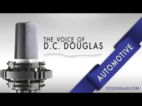 Automotive Voiceover Demo