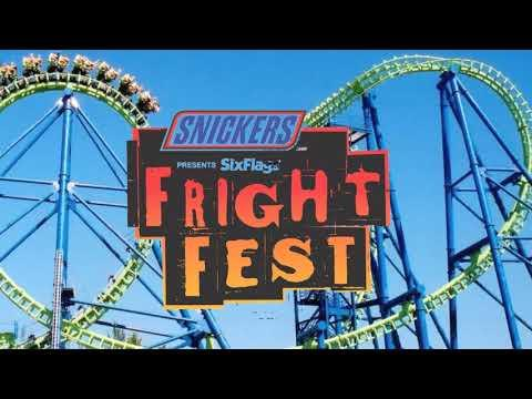 Six Flags FrightFest