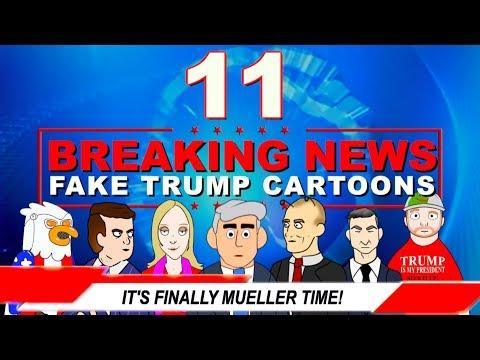 "BREAKING NEWS 11: It""s Finally Mueller Time!"