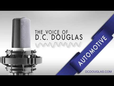 Automotive Voiceover Demo