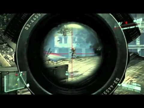 Crysis 2 Demo pt 2