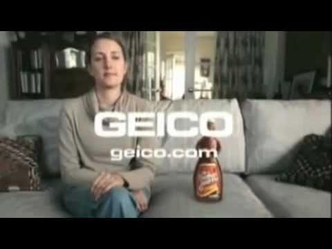 GEICO - Mrs. Butterworth