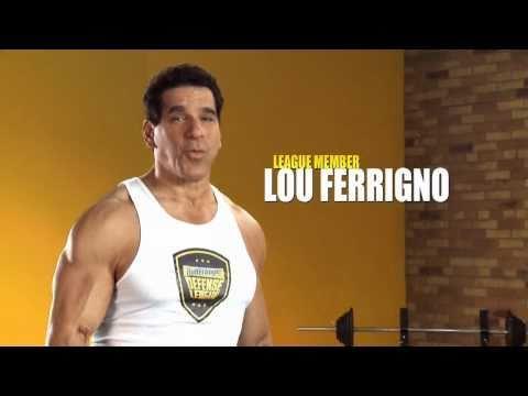 Butterfinger -  Lou Ferrigno