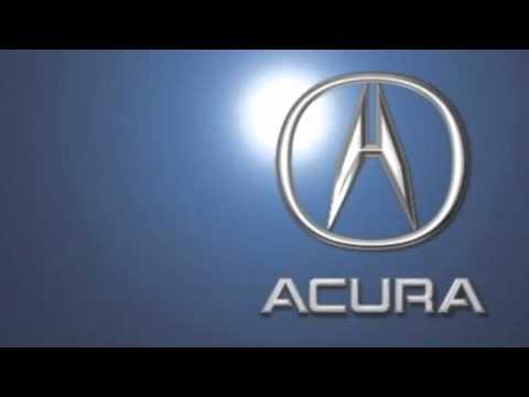 Acura Radio 2