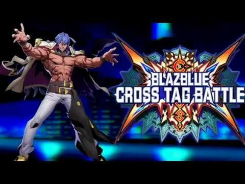 BlazBlue Cross Tag