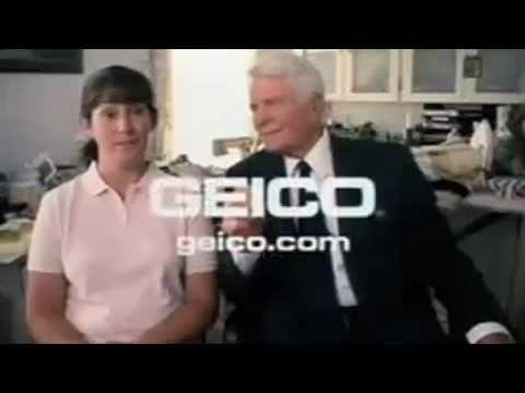 GEICO - Peter Graves