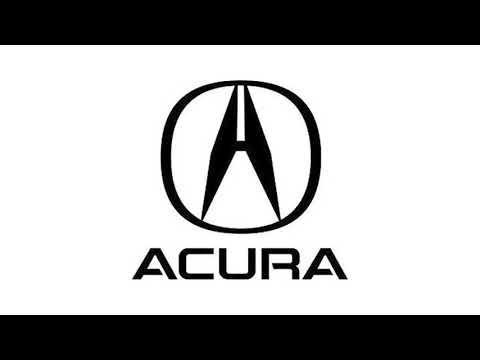 Acura Radio