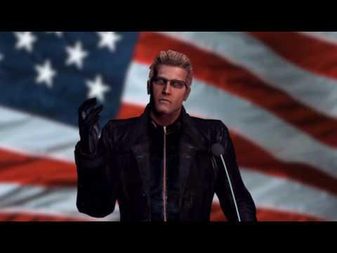 Albert Wesker Quotes Donald Trump