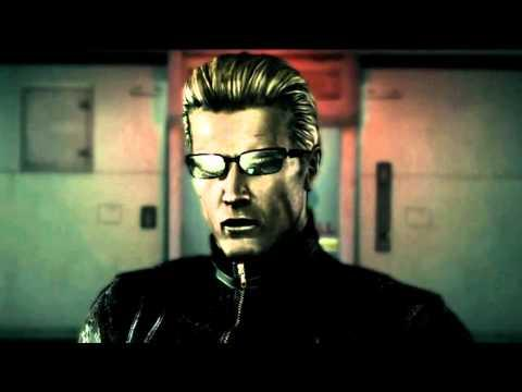 Albert Wesker - Legion Alliance