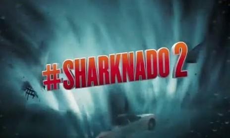 """""""Sharknado 2"""" (2014)"""