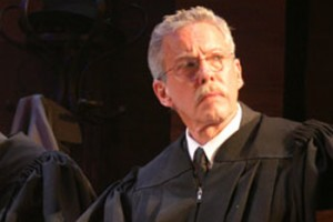"""Carl Spiegelberg in """"Judgment at Nuremberg"""" at the Willows Theatre"""