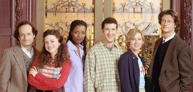 Cast of NBC's Boston Common