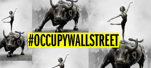Why #OccupyWallStreet?