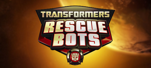 It's Official: I Am A Transformers Rescue Bot!