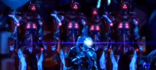 A Mass Effect of Fans