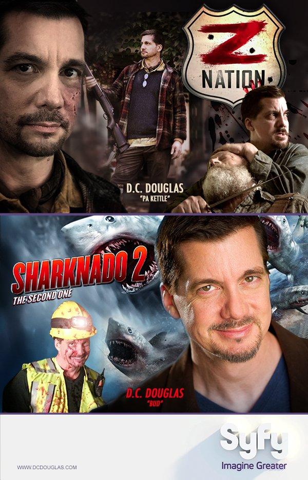 Z Nation and Sharknado 2