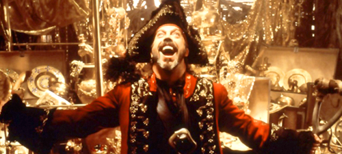 Tim Curry Meets My Inner Child