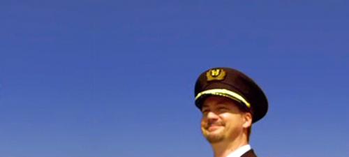 Actor Has Big Head, Gets Titanic Hat