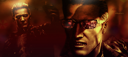 Albert Wesker Fans: It's Time