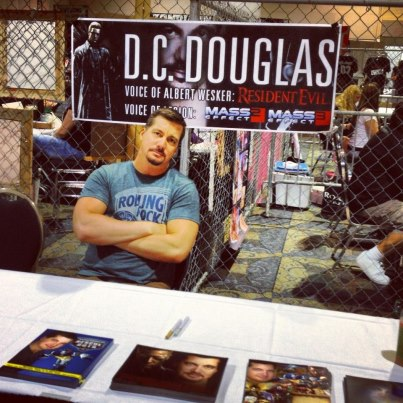 DC Douglas Zombicon
