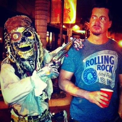 Johnny Depp Zombie