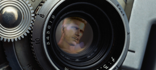 Albert Wesker Caught On Camera