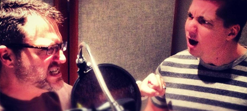 Behind The Scenes: Voiceover