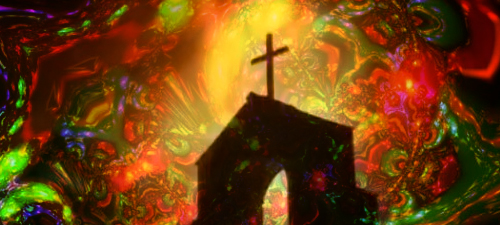 Burning Churches: My Psychedelic Evolution