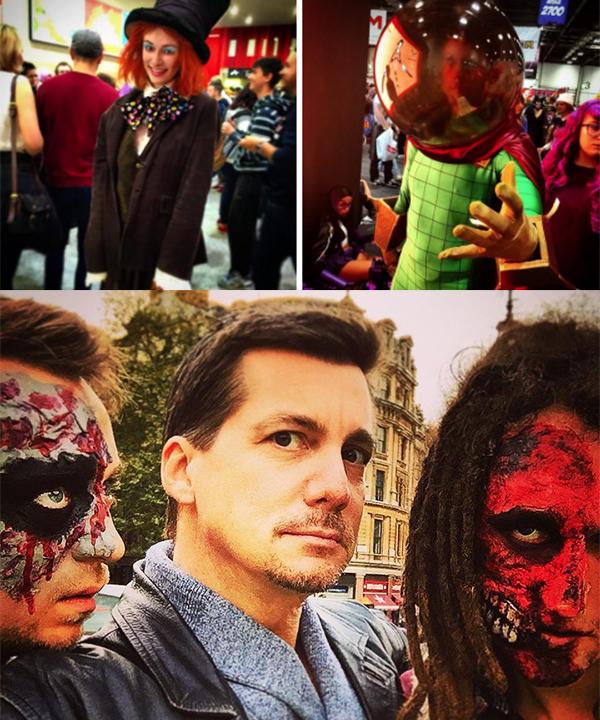 London-comic-con-dc-douglas