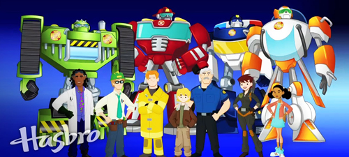 'Transformers: Rescue Bots' Confirmed For Season 4!
