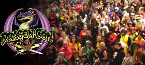 Dragon Con 2015 Schedule