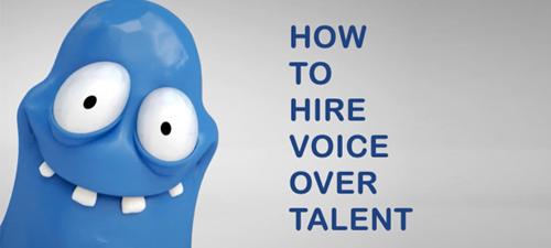 Voice-Over Talent Online Service
