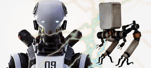 I Do The Robot