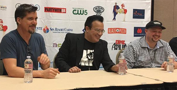 Carlos Ferro, Jon Bailey, DC Douglas