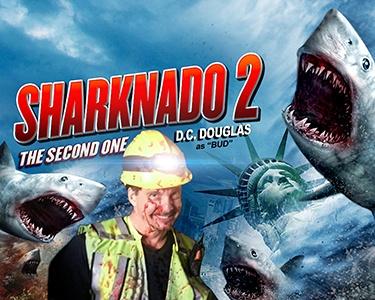 Sharknado 2 Autograph