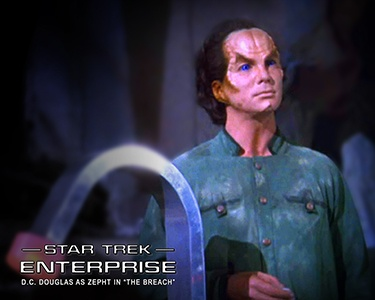 Star Trek Autograph