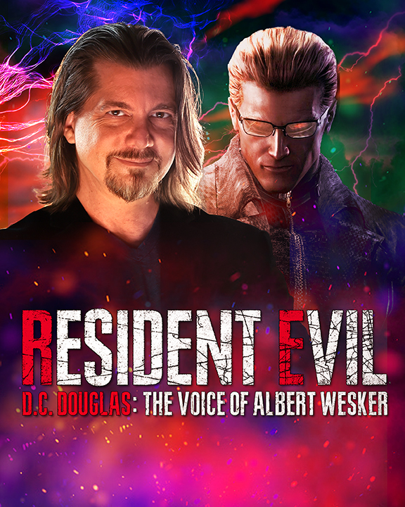 Voice Of Wesker
