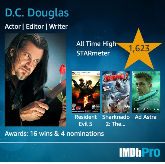 DC Douglas credits